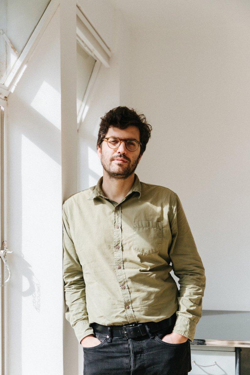 Adrián Rodríguez Trujillo. Fotografía: Silvia Gil Roldán, enero 2021