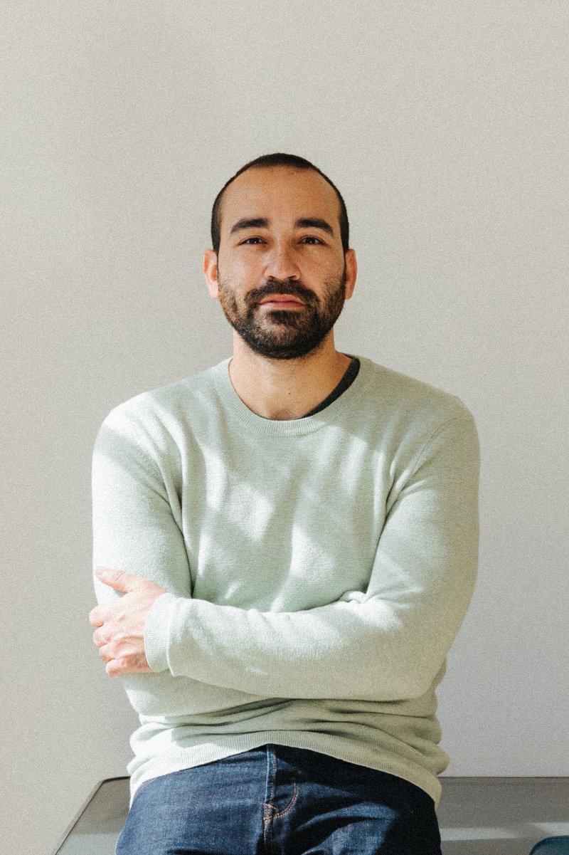 Pascual Pérez Gallego. Fotografía: Silvia Gil Roldán, enero 2021