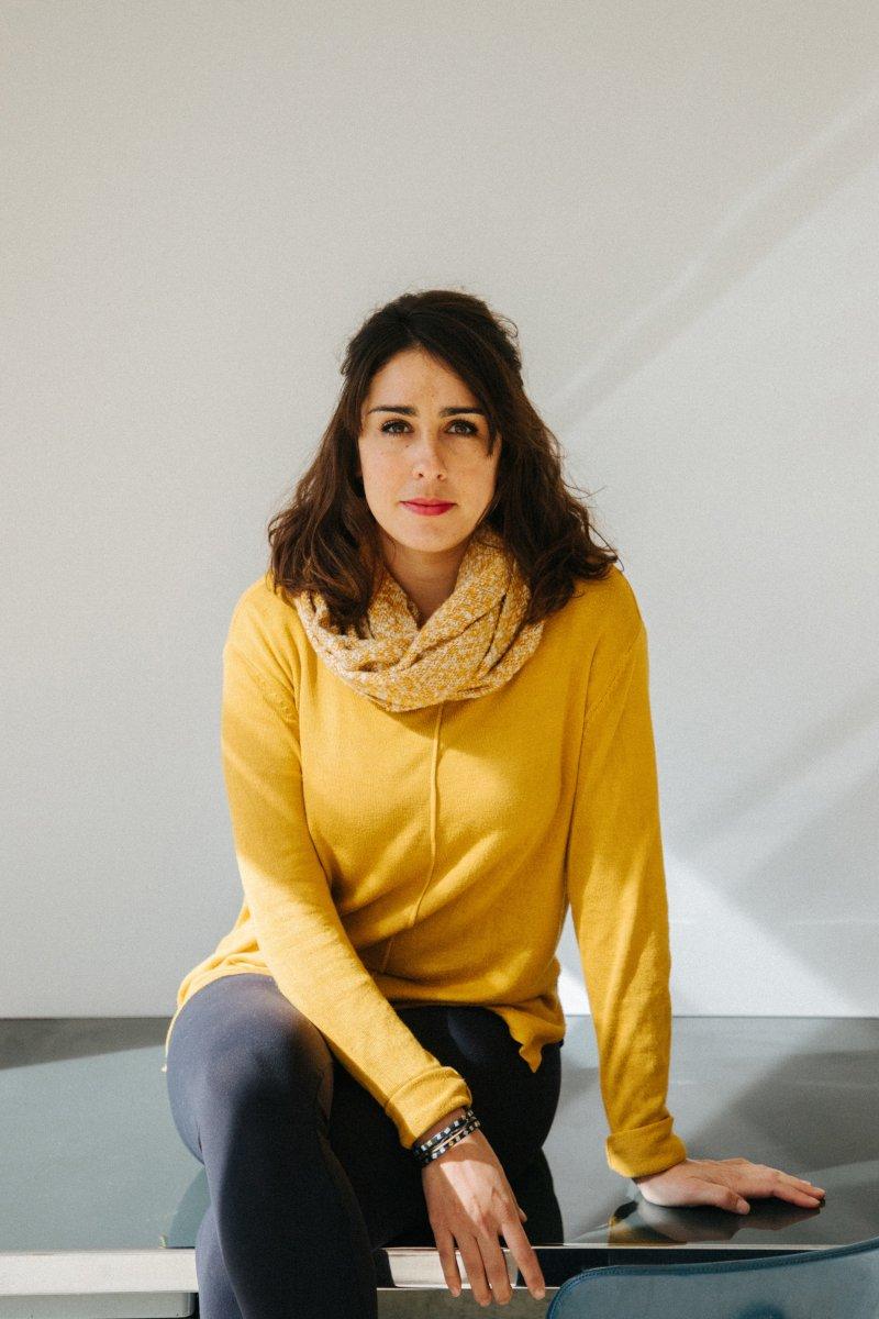 Sara Cerdeña Rodríguez. Fotografía: Silvia Gil Roldán, enero 2021