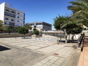 Plazas. Espacio Público en Puerto del Rosario (Fuerteventura).