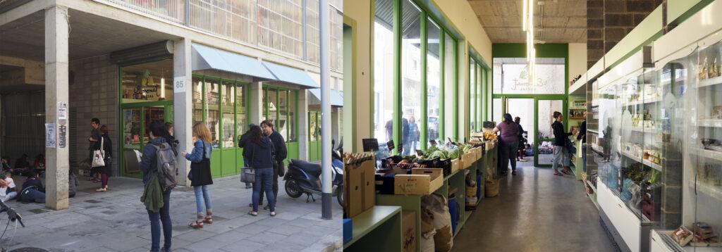 L'Economat Social, La Borda