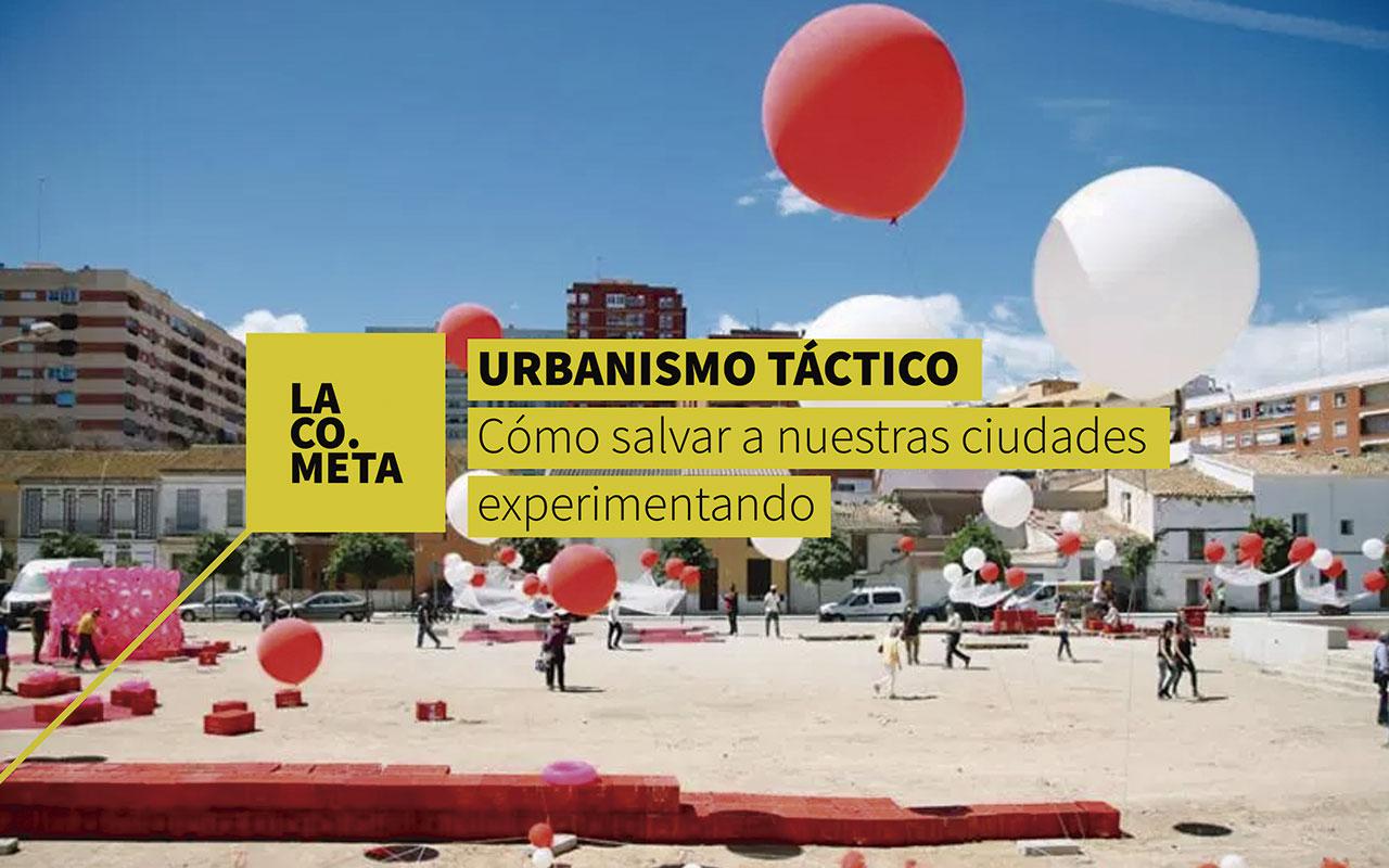 Portada del vídeo Urbanismo Táctico. La Cometa