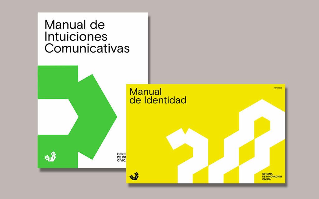 Manual de comunicación y marca, Oficina de Innovación Cívica S. Coop.