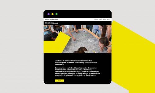 Imagen de difusión web Oficina de Innovación Cívica S. Coop.