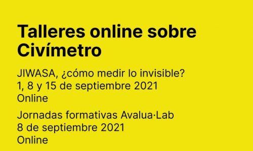 Talleres online sobre Civímetro, guía para la evaluación de laboratorios ciudadanos